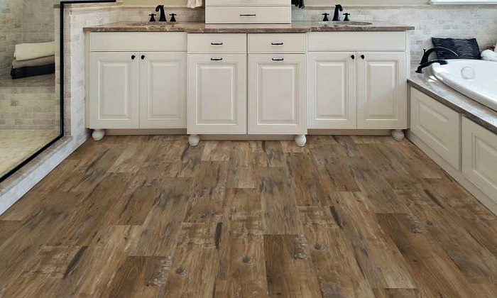 How Much Weight Can You Put On Vinyl Plank Flooring