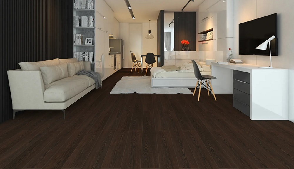 Best Area Rugs For Dark Laminate Floor, What Kind Of Rug Can I Use On Laminate Flooring