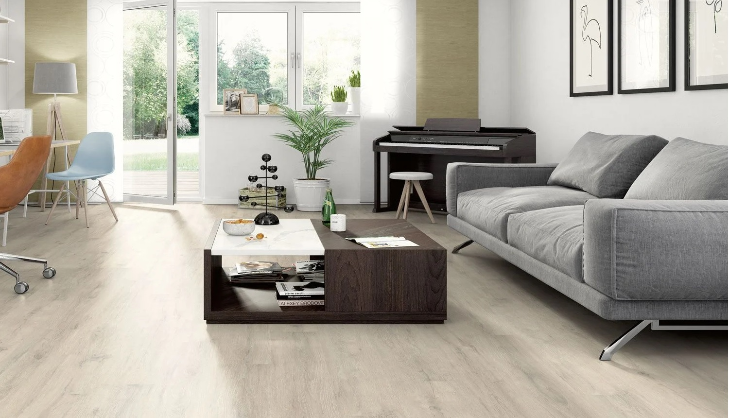 Best Area Rugs For Light Laminate Floor, What Kind Of Rug Can I Use On Laminate Flooring