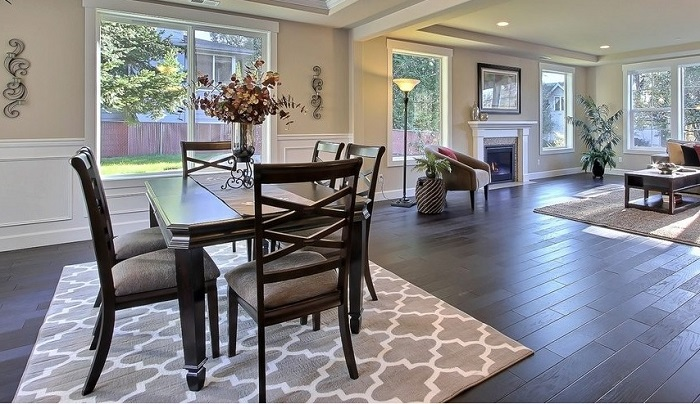 Color Area Rugs For Dark Hardwood Floors