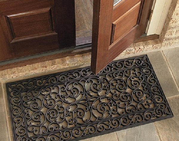 Best door mats for trapping dirt