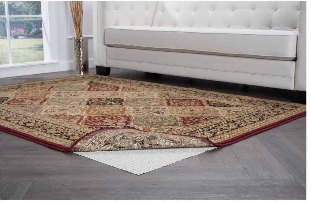 Best rug pad to prevent bunching and tripping