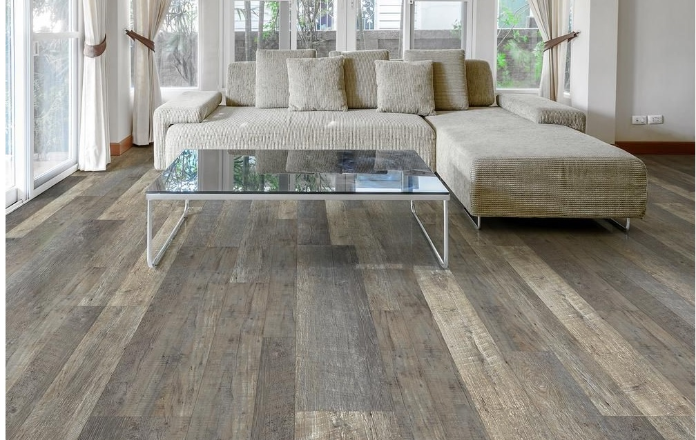 Does furniture dent vinyl plank flooring