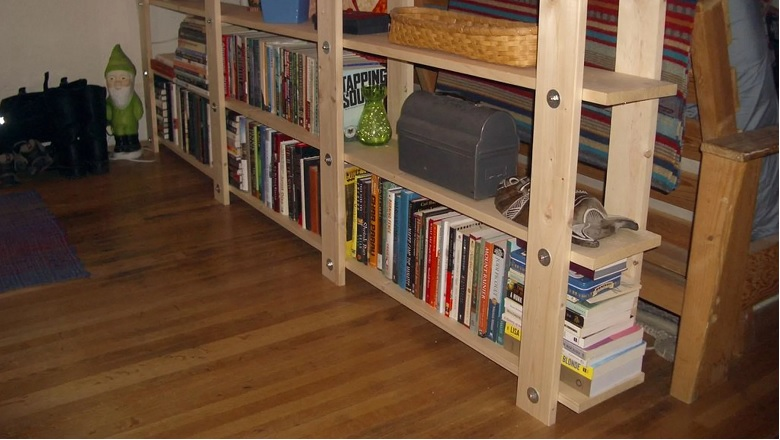Heavy Bookcase On Laminate Flooring, How To Protect Laminate Flooring From Furniture
