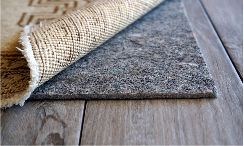 How Do You Secure A Rug On Laminate, Stop Rug From Slipping On Laminate Flooring