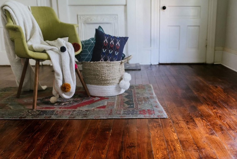 How soon can you put furniture on refinished hardwood floors
