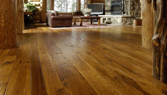 How to make hardwood floors quieter