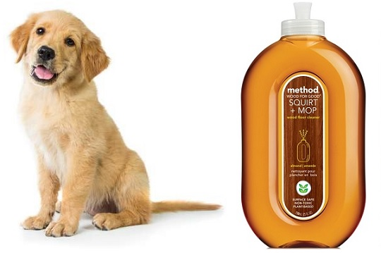is method wood floor cleaner safe for pets