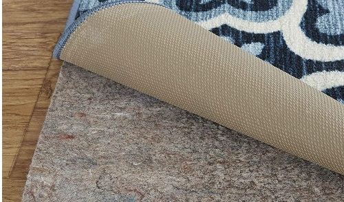 Mohawk Home Dual Surface Felt and Latex Non Slip Rug Pad